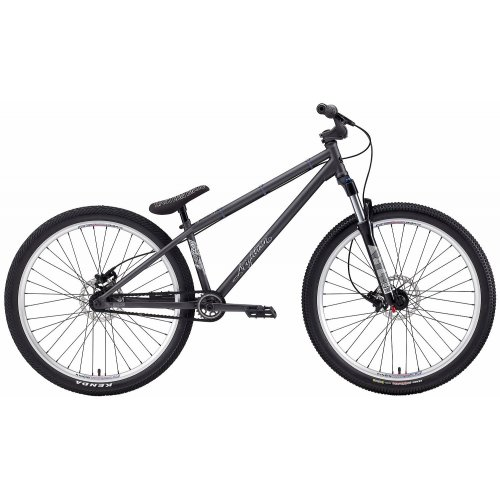 Eastern Bikes 2012 Nighttrain Matte BMX Bike (Black with Platinum)