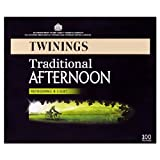 Twinings Traditional Afternoon Tea 100 per pack
