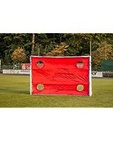 Cible de tir football 2,4 x 1,8 m