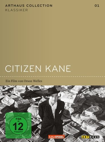 Citizen Kane - Arthaus Collection Klassiker