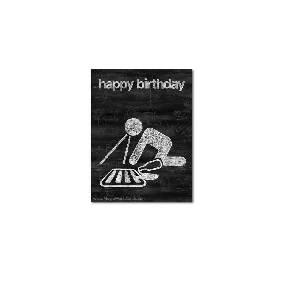 Funny Birthday Card Happy  Humor Greeting Kevin Keeton