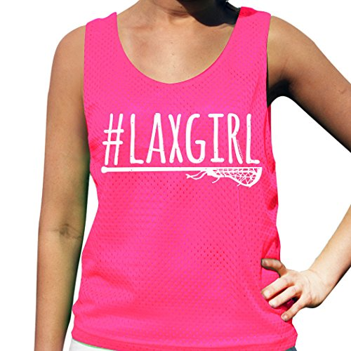 Girls Lacrosse Pinnie #Laxgirl