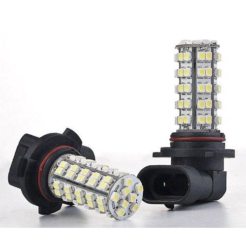 12V 6000K White Halogen Xenon Led 3528 Smd Bulbs Hb4 9006 Drl Running Fog Light Lamp Lighting
