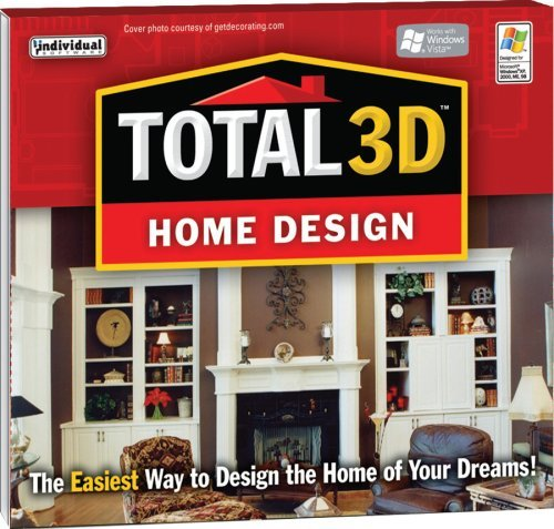 Individual Software Total 3D Home Design 9 for Windows (Total 3d Home Design Software compare prices)