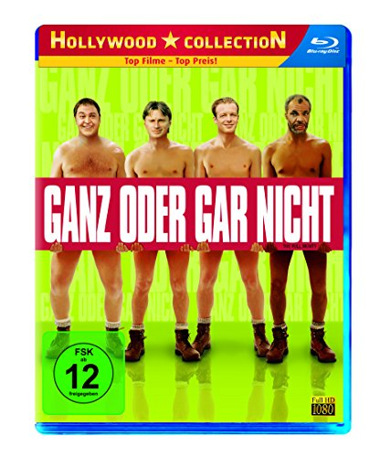 Ganz oder gar nicht [Blu-ray]