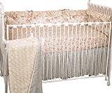 Cotton Tale Designs 4 Piece Crib Bedding Set, Tea Party
