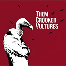 Them Crooked Vultures [+digital booklet]