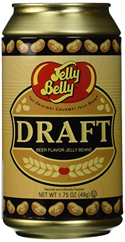 Jelly Belly Draft Beer Can Tin 1.75 Ounces (Jelly Belly Beer Draft compare prices)