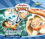 img - for The Adventure Begins: The Early Classics (Adventures in Odyssey Golden Audio Series No. 1) book / textbook / text book