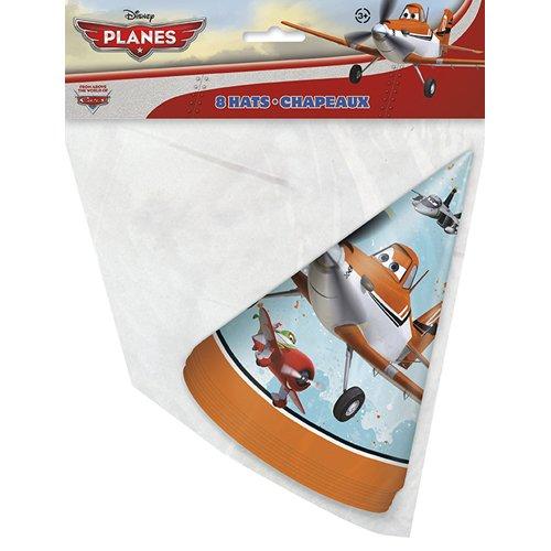 Disney Planes Party Hats [8 Per Pack] - 1