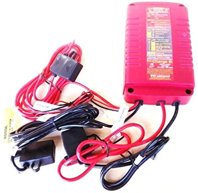 Pro Charge B IP68 Waterproof Battery to Battery Charger 12V-24V_15A - bass trolling motor battery charger