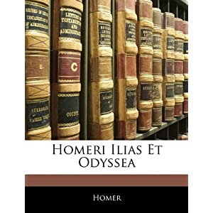 Homeri Ilias Et Odyssea (Greek Edition)
