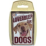 Top Trumps - Loveable Dogs [Toy] ENGLISH