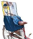 aile 子乗せ風防レインカバー 自転車チャイルドシートカバー