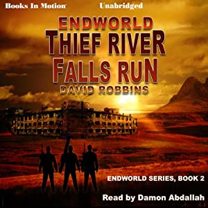 Endworld: Thief River Falls Run Audiobook