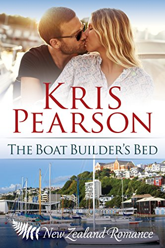 Book: The Boat Builder's Bed (Wicked in Wellington) by Kris Pearson