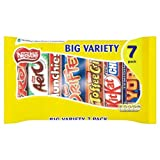 British Chocolate Variety Mix. Rolos, Aero, Munchies, Toffee Crisp, Kit Kat, Yorkie (Tamaño: 1 Pack)