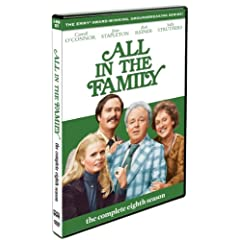 All in the Family: Season Eight: Carroll O'Connor, Rob Reiner, Norman Lear