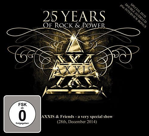 25 Years of Rock & Power: A Very Special Show