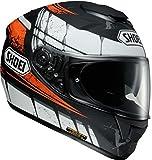 SHOEI ショウエイ GT-Air Patina Helmet 2015モデル ヘルメット ブラック/オレンジ/ホワイト M(57~58cm)