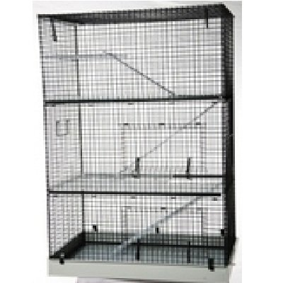 Critter 3 All Metal Cage - Large (TP)(CRIT3)