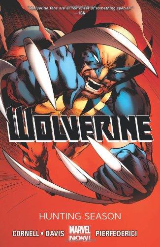 Wolverine 01 Hunting Season Now