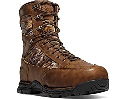 Danner Men\'s Pronghorn Realtree Xtra 1200G Hunting Boot,Brown/Realtree,8 D US