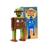 Fantastik - Robot atomic hojalata diseño retro