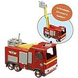 Sam Le Pompier - Jupiter Le Camion de Pompier - Véhicule