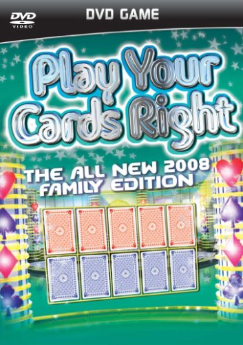 Play Your Cards Right - All New 2008 Family Edition [Interactive DVD]