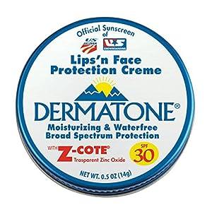 Dermatone Mini Tin with Z-Cote Face Protection SPF 30, 14 Gram