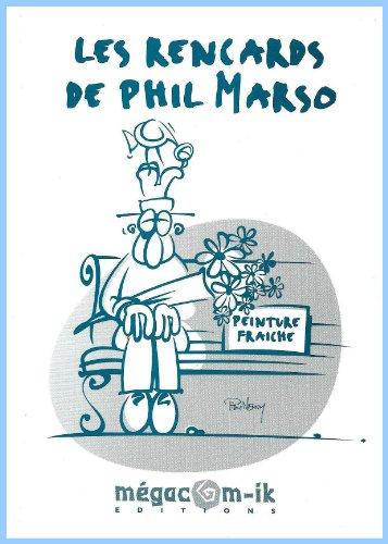 Couverture du livre Les rencards de Phil Marso