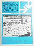 Journal of the American Scientific Affiliation, Volume 34 Number 1, March 1982