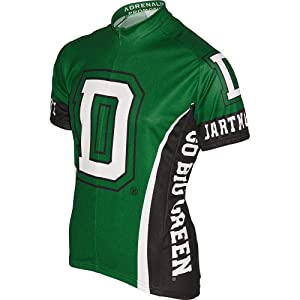 NCAA Dartmouth Big Green Cycling Jersey by Adrenaline Promotions