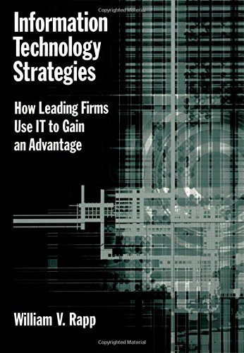 Information Technology: How Leading Firms use IT to gain an Advantage