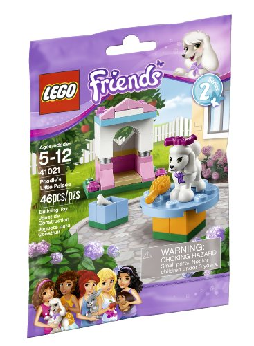 Lego Friends 41021 Poodle's Little Palace - 1