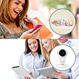 NEW-RELEASESmileHomeTM-Baby-Remote-Monitor-Multifunctional-720P-HD-Video-Cam-with-WiFi-Wireless-Two-Way-Audio-Automatic-Sound-Motion-Alert-and-DayNight-Version