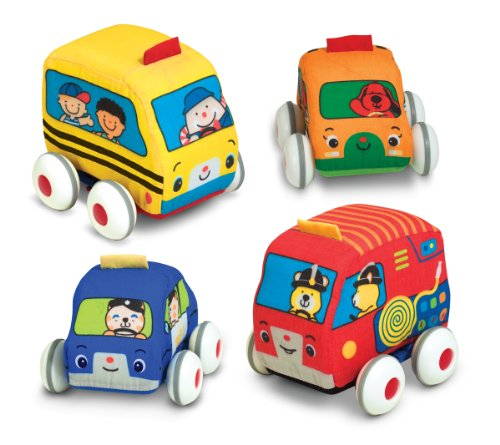 melissa-doug-ks-kids-pull-back-vehicle-set-soft-baby-toy-set-with-4-cars-and-trucks-and-carrying-cas