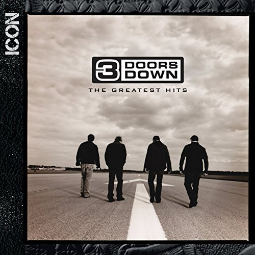 ICON: The Greatest Hits By 3 Doors Down (2015-06-15)