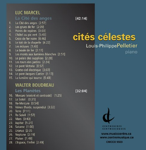 L.P. Pelletier: Cites Celestes [Canada]