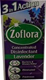 ZOFLORA DISINFECTANT - LAVENDER - 2 bottles of Concentrated (each 56ml)
