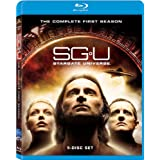 SGU: Stargate Universe--Season 1 [Blu-ray]