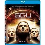 SGU: Stargate Universe--Season 1 [Blu-ray] [Import]