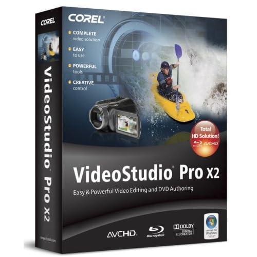 Corel Ulead VideoStudio Pro X2 12.0.99.1