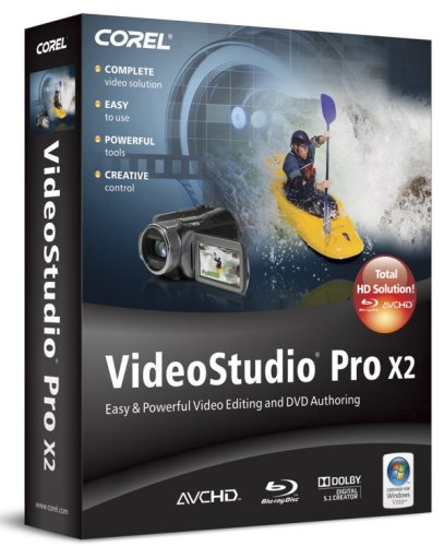 Corel Videostudio Pro X2 [Old Version]