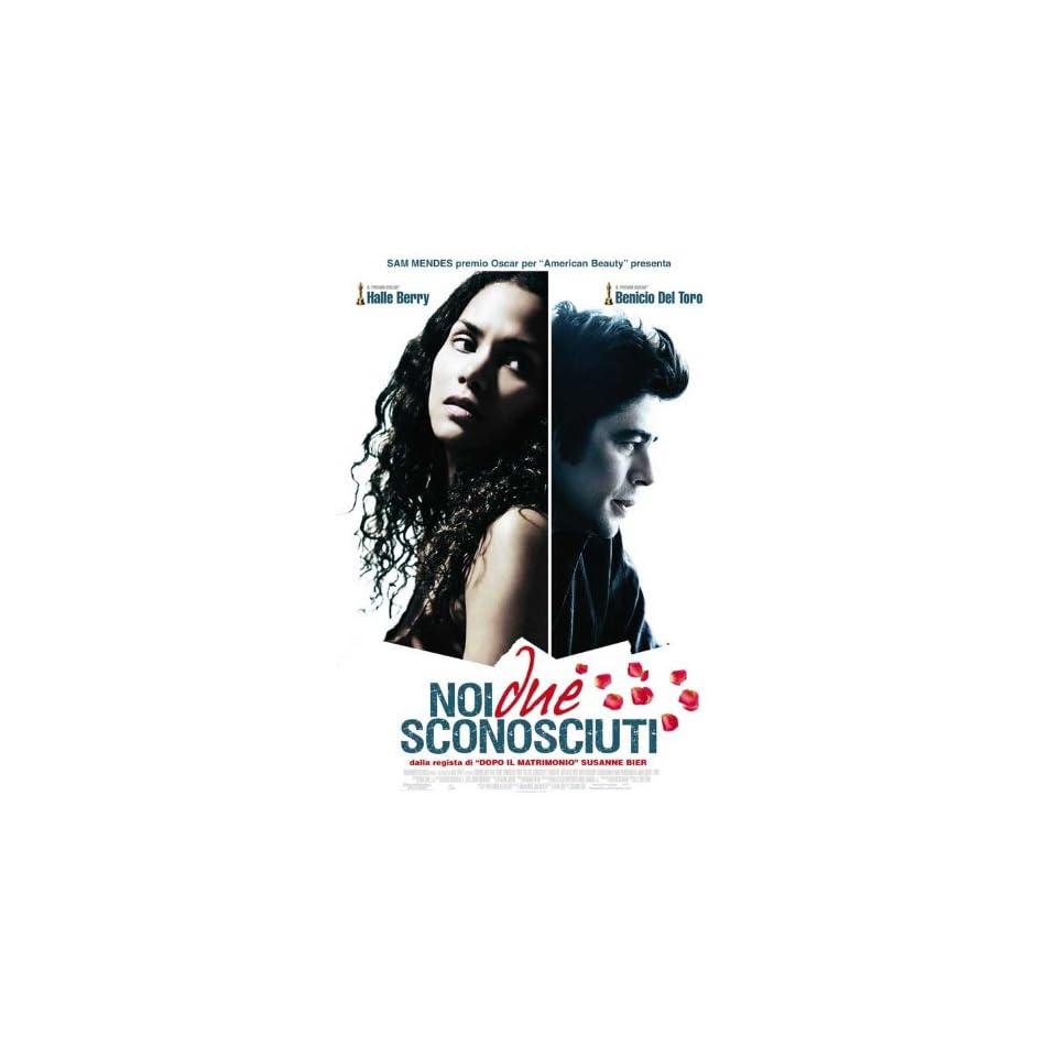 Things We Lost in the Fire Poster Movie Italian 11 x 17 Inches   28cm x 44cm Halle Berry Benicio del Toro David Duchovny Alison Lohman