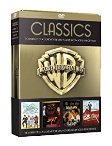 Classics (The Wizard of Oz / Gone with the Wind / Casablanca / North by Northwest)