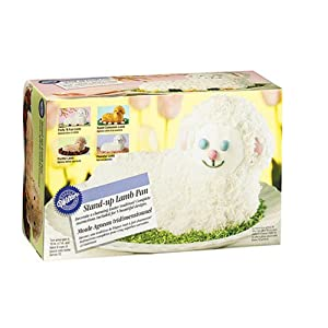 Wilton Standup Lamb Pan