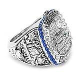 Y&XL&H Anneau de Seattle Seahawks NFL Super Bowl Championship , 11