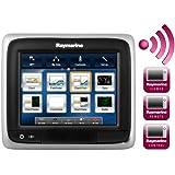 Raymarine a65 Wifi-Touch Multifunktionsgerät - 14,4 cm (5,7 Zoll) mit Basiskarte